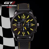 F1 Men Sports Watch Luxury Brand GT Silicone Strap Watch Fashion Quartz Mens Military Wristwatch Men's Watches waterproof