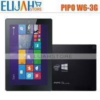 "Newest!2014 PIPO W6 Intel Z3735F Quad Core Tablet 8.9"" 1920*1200 IPS Screen 2GB/32GB Dual Camera 5.0MP/2.0MP WIN8.1 Tablet"