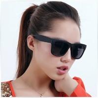 Korea style Vintage Women Men sunglasses Anti UVA UVB big frame fashion sexey glasses