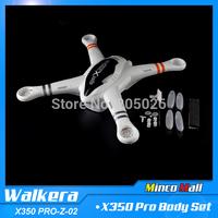 Original Walkera QR X350 Pro Quadcopter Body Shell Set QR X350 Pro-Z-02 Part for Walkera QR X350 Pro FPV RC Quadcopter