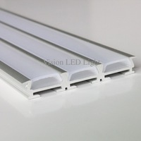 10m a lot, 1m per piece, AP5609-1M aluminum profile for led strips light