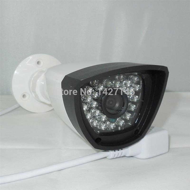 mini bala ip câmera onvif 2.0 1280 * 720 p 1 impermeável ao ar livre ir c