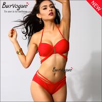 2015 new sexy women bikini set triangl swimwear bikini brazilian bathing suit fashion push up swimwear bandage summer beach wear