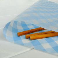 Blue plaid Packaging Packaging greaseproof paper greaseproof paper baking paper candy wrappers