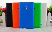100%  New Mobile Phone Back Shell Housing Door Battery Cover Case+ Side Key Buttons For Nokia XL,3 Colors D01027