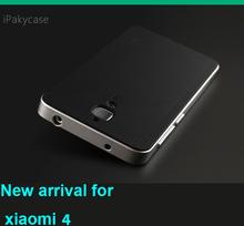 2015 novos produtos 100% orginal marca PC + TPU material IPAKY xiaomi-mi4 / mi 4 mobile phone Case / capa 7 cores em estoque(China (Mainland))