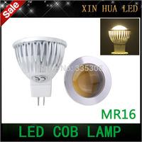 Factory sale MR16 GU10  Base 9W 12W 15W 12V COB Dimmable LED Spot light bulb LED Enegy saving lamp White/Warm White LED Lighting