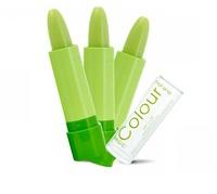 (12 Pcs/lot Wholesale) Magic colour Temperature change color lipstick moisture anti-aging protection lip balm H114