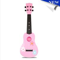 2014 New Cute  Kids Guitar Christmas Gifts Ukelele