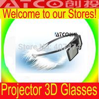 3d glass 144hz ,3d DLP projector 3d glasses active shutter ,,Shutter 3D dlp Glasses