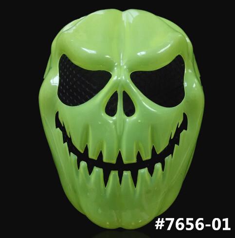 Free shipping Halloween Masquerade horror mask pumpkin mask halloween horror(China (Mainland))