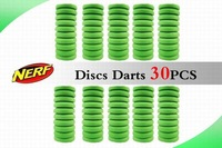 30pcs/lot Nerf vortex blaster praxis nitron vigilon proton refill disc Nerf N-Strike vortex Disc darts refiil