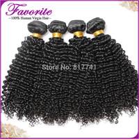 Virgin Malaysian Curly Hair Kinky Curly Weave 6A Virgin Human Hair 4 Bundles100% Human Weaving Hair Unprocessed Hair Kinky Curly