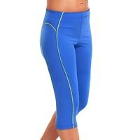 La Isla Women's Fit Stretch Running Yoga Sports Capri Pants XS S M L XL