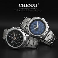 High Quality fashion luxury brand men quartz wristwatch AUTO Original Japan imported movement noctilucence waterproof WT005#24