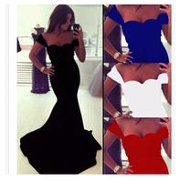 New Sexy Women Long Evening Dress Party Dress Formal Dress