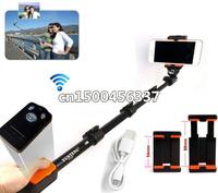 3ni1 phone monopod Handheld monopod + with Bluetooth Remote Control Camera + phone holder For Iph@ne ph@ne i9500 n7100