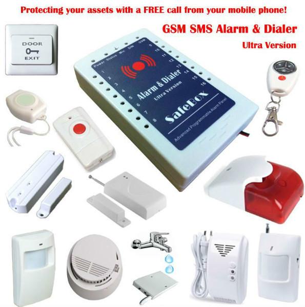 Smart home! 12V GSM SMS alarme Remote Control Relay gsm home security alarm system android APP&IOS APP(China (Mainland))