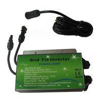 Waterproof IP67 Grid Tie inverter 300W 110V W/ MPPT function for 36V solar panel
