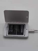 Gennuine Original  factory price S4  i9500 SIV  headset+ battery+cradle charger+USB cable  for samsung galaxy 9500 S4 SIV