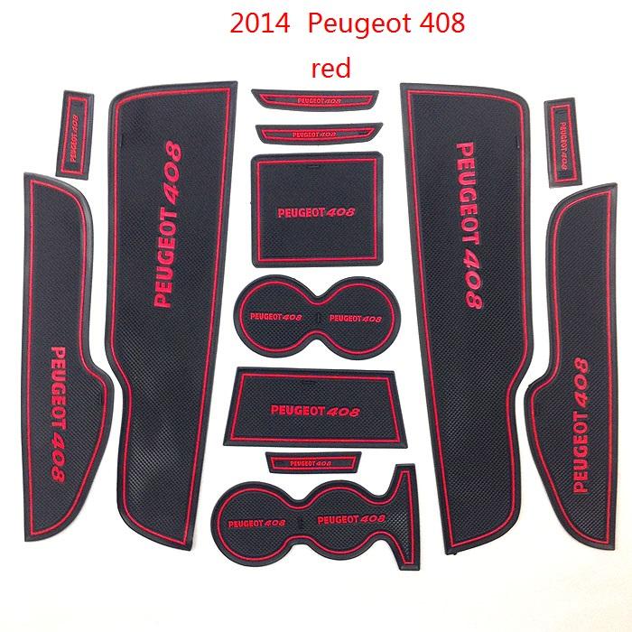 Наклейки Peugeot 408 /Peugeot 408 pad