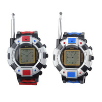Free Shipping&Wholesales 2PC Children Toy Walkie Talkie Child Wrist Watches Interphone Outdoor  Feitong