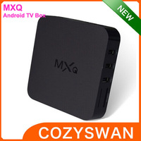 MXQ Amlogic S805 Quad Core TV Box 1GB 8GB Android 4.4 Kitkat 4K Support Miracast Airplay H.265