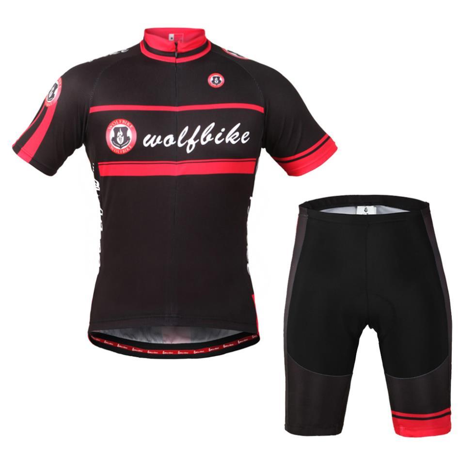 WOLFBIKE MTB Sportful + BC419 wolfbike paded oem bc411