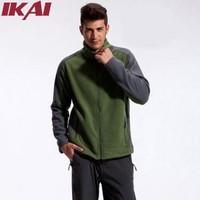 IKAI High Quality Brand Man'S Fleece Jacket Anti-Pilling Thermal Men'S Outdoor Jacket Warm Men'S Casual Jackets Coats HMJ0007-5