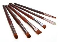 6 PCS Professional Makeup Brush Cosmetic Brushes Set SV05 SV012607