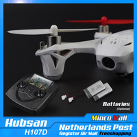 100% Original Hubsan X4 H107D FPV 2.4G 4CH Mini Camera Quadcopter RTF 5.8G Real-time Video Transmission FPV RC Helicopter Toys