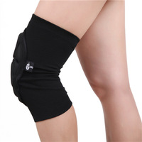 WOLFBIKE Fashion Knee Protector Sports Tendon Training Elastic Knee Brace Supports Kneepad Two Pieces