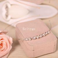 Hot Sale 2015 New Fashion Crystal Rhinestone Glitter Pearl Bling Headband Hair Band Bridal Wedding Jewelry A2