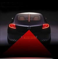 Newest Parking Car Laser Light Rear Lamp Fog Light Auto Brake Parking Lamp Rearing Warning Light