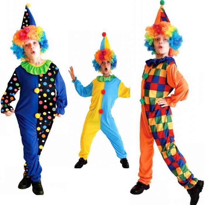 Как сделать костюм клоунессы своими руками 13