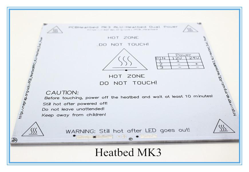 Интегральная микросхема MK3 Heatbed ! 3D Heatbed MK3 3 Reprap! bt0355/3D
