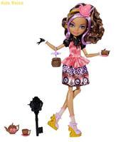 Genuine Original Ever After High Hat-Tastic Cedar Wood Dolls Brand Birthday Gifts Baby Children's Toys Girls Kids Child