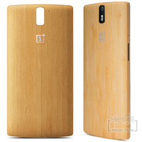 in stock Original onePlus one Bamboo StyleSwap Back Cover Replace Bamboo cover for oneplus one Phone with NFC Side Button tool