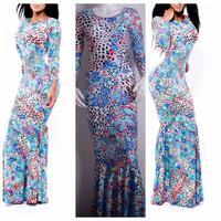 2015Spring New Elegant celebrity evening dresses sexy long sleeve dress fashion sexy bandage bodycon party midi prom dress
