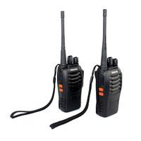2pcs New Retevis H-777 OEM baofeng BF-888s Portable Ham CB Radio Walkie Talkie UHF 5W 16CH  Two Way Radio InterPhone A9105A