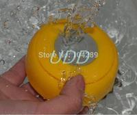 Portable Waterproof Wireless Bluetooth Speaker Shower Car Handsfree Receive Call mini Portable Music Suction Phone Mic