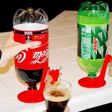 Привлекательным новинка соды вкладчика Fizz диспенсер питьевая дозирования гаджет для W / 2 литр бутылки, бесплатная доставка(China (Mainland))