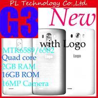 2014 New Arrive original HDC D850 D855 G3 phone show 2G RAM 32G ROM 16.0MP 1920*1080 Quad core MTK6582 3G wifi cell phones +gift