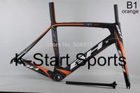 2015 Carbon Road bike Frame BH G6  B1 orange carbon Road bike Frame+seatpost+fork+headset  ,carbon fiber bike framest HOT!