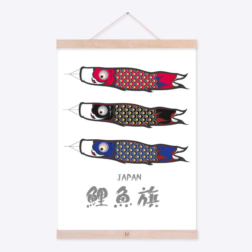 Online kopen wholesale cartoon vis tekenen uit china cartoon vis tekenen groothandel - Moderne kamer volwassen schilderij ...