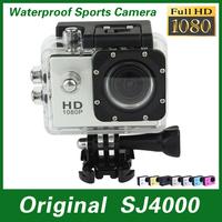 Hot Original SJ4000 Action Diving 30M Waterproof 1080P Full HD Helmet Camera Underwater Sport Cameras Sport DV
