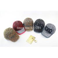 New 2015 Winter Women's Snapback  Baseball Cap Warm Fur Outdoor Sports Hat-Hot #XB445