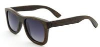 men square black bamboo sunglasses men wood wayfarer brand designer oculos de sol masculino madeira z6016
