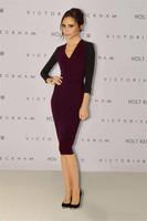2014 New Autumn Winter Fashion Star Victoria Beckham Women Patchwork Long Sleeve Casual Dress Elegant Bodycon Pencil Party Dress