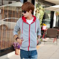 2014 New jacket hooded sweater casual men's sport jacket Outerwear Jacket Men sweater hoodies hats Free Shipping #NL115